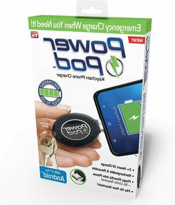 Power Pod - As Seen On TV Keychain Emergency Phone Charger 2