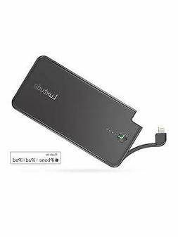 PowerEasy 5000mAh Ultra Slim Portable Charger for iPhone, Ap