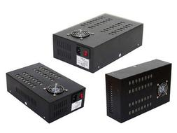 Powered 32 Ports USB2.0 Hub Charger Data transmission And Sm