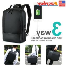 premium anti theft laptop backpack bag