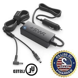 Pwr Laptop Car Charger for Dell Latitude 5480 5580 E5450 E55