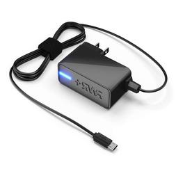 Pwr+ Ul Listed Extra Long 6.5 Ft Ac Adapter 2.1A Rapid Charg