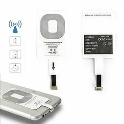 Qi Wireless Adapter Charging Fast Charger Receiver Lightning