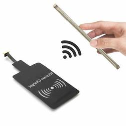 QI Wireless Charging Charger Receiver for iPhone 5 5C 5S 6-6