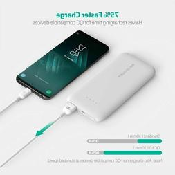 Ravpower Quick Charge 3.0 RAVPower 10000Mah Portable Charger