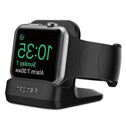 Spigen S350 Designed for Apple Watch Stand with Night Stand