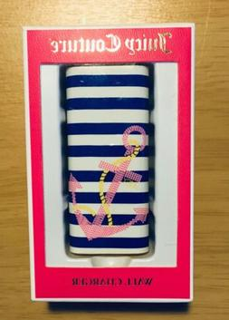 Juicy Couture Sailor Girl Wall Charger for Iphone 4 and ipod