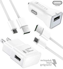 LG V30 USB Type-C Cable Quick Fast Wall Charger LG G6, G5, V