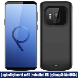 For Samsung Galaxy S9 Battery Pack Case External Charger Cha