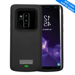 For Samsung Galaxy S9 Plus External Charger Case Battery Bac