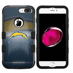 San Diego Chargers #A Impact Hybrid Case for iPhone Xs/Xr/SE
