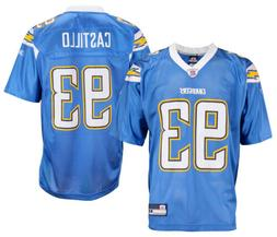 San Diego Chargers Luis Castillo #93 NFL Mens Alternate Repl