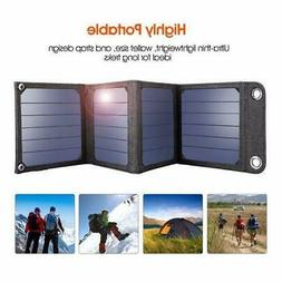 Solar Charger Portable 20 Watt For Cell Phones Accessories