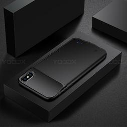 Ultra-Thin Charger Battery Case For iPhone X XR Battery Char