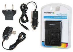 Polaroid Universal Camera & Camcorder Battery Charger For Ni