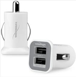 BoxWave Universal Dual Micro High Current Car Charger 2.1 Am