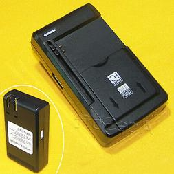Universal External Adapter Quick Charger for Cricket LG Spre