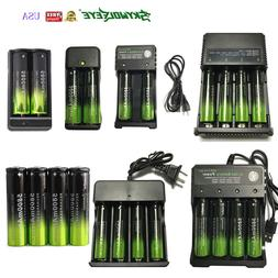 USA 5800mAh Rechargeable 18650 Battery 3.7V Li-ion Batteries