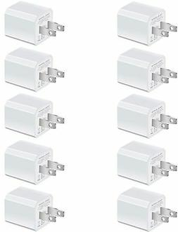 Boost USB Chargers 5W Power Adapter  Wall Charger 1A Cube fo