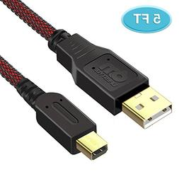 6amLifestyle USB Charging Cable High Speed Premium USB Data