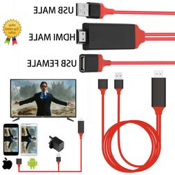 usb to hdmi tv adapter hd 1080
