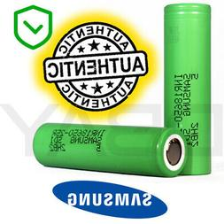 wholesale inr18650 25r lithium flat top battery