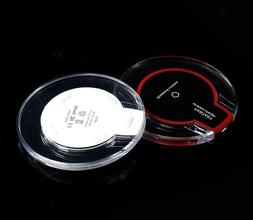 Qi Wireless Charger Charging Pad iPhone 8 X XS XR + Galaxy N