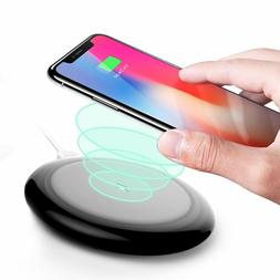 Wireless Charger, OPERNEE 5W Slim Wireless Charging Pad with