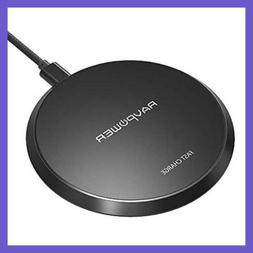 Wireless Charger RAVPower Qi Certified 10W Fast Wireless Cha