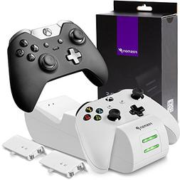Fosmon Xbox One/One X/One S Controller Charger,  High Speed