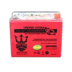 YTX12-BS High Performance GEL Power Sports Battery By Neptun